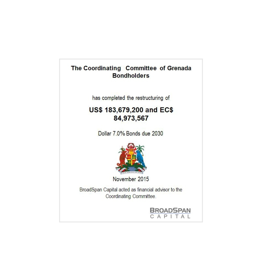 The Grenada Creditor's Committee